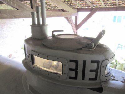 Cockpit of brug? - foto Mia van de Berg