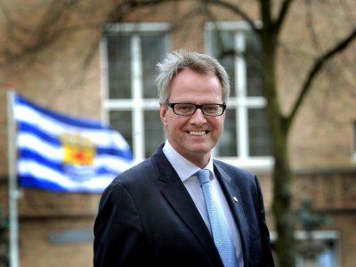 Commissaris van de koning – Han Polman Foto: Lex de Meester