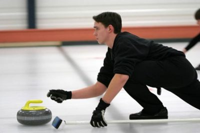 Curling, een sport in opkomst