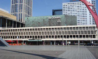 De Doelen in Rotterdam, de huiskamer van Flipe Foto F.Eveleens commons.wikimedia