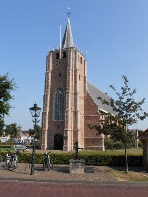 De Jacobuskerk van Renesse