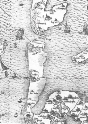 De Kop van Holland - uitgave Van Deventer 1542