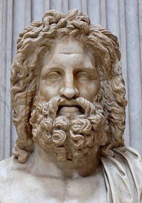 De Romeinse god Februus