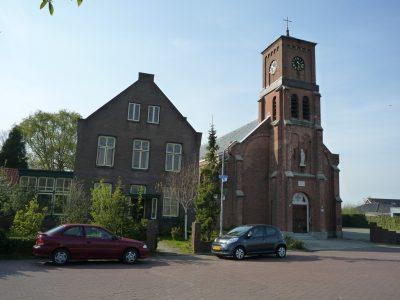 De Rooms Katholieke kerk - foto staatspareltjes
