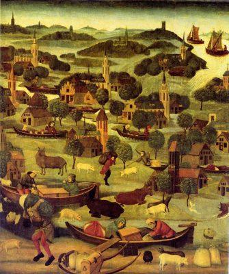 De Sint Elisabethsvloed