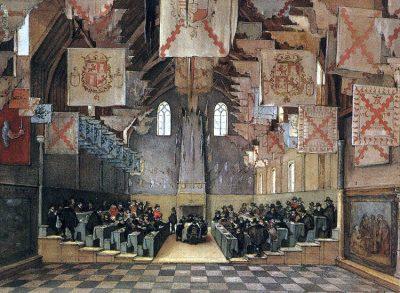 De Staten Generaal – 1660