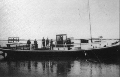De Zuidvliet in 1913