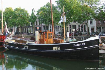 De Zuidvliet nu Foto R. van Liere