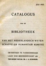De bibliotheek catalogus