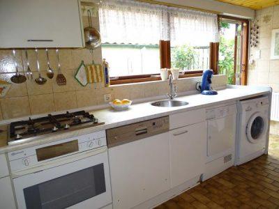 De complete keuken