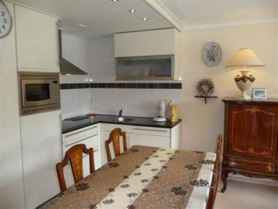 De complete open keuken