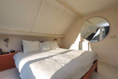 De grote slaapkamer, garantie voor een goede nachtrust