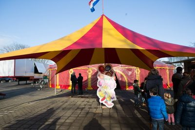De grote tent
