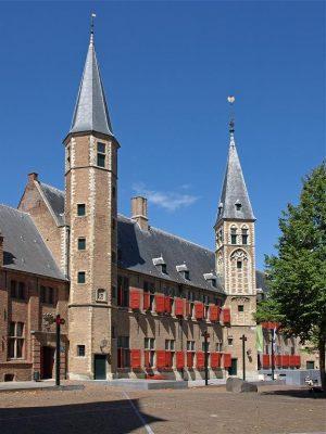 De huidige Abdij van Middelburg - Foto Uwe Barghaan commons.wikimedia.org