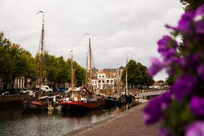 De huidige Oude Haven - © Aren Admiraal