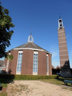 De huidige St. Geertruidkerk