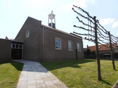 De huidige kerk