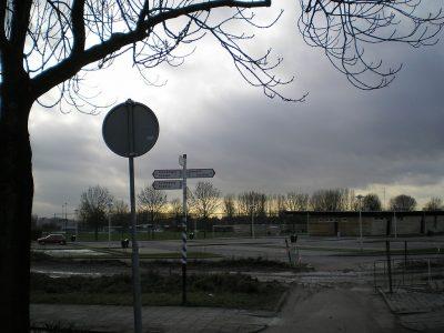 De locatie van Velox aan de Koningsweg, waar het allemaal begon - Foto Antoine - commons.wikimedia