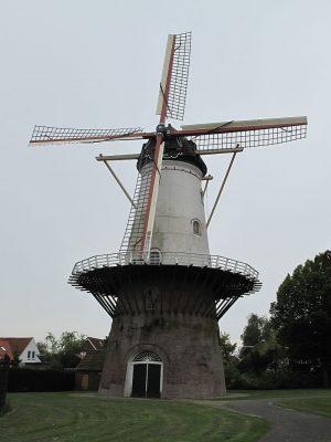 De molen Aeolus, foto Michiel Verbeek