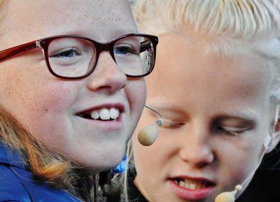 De mosselmeisjes - Olona Hoogerwerf en Esme Steenpoorter