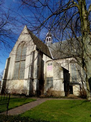 De nieuwe kerk van Yerseke