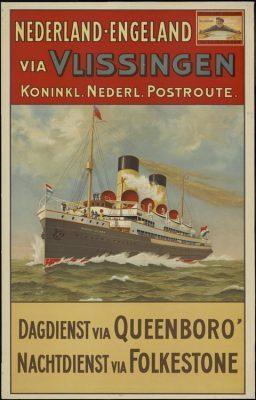 De ooit zo bekende posten van Sttomvaart Maatschappij Zeeland