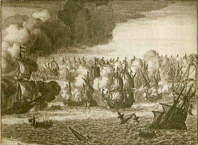 De tweedaagse zeeslag