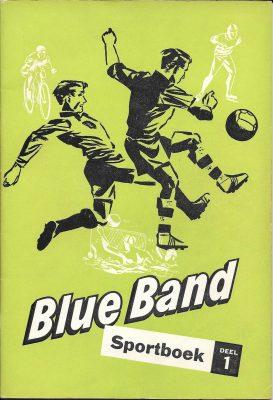 Deel 1 van het Blue Band sportboek