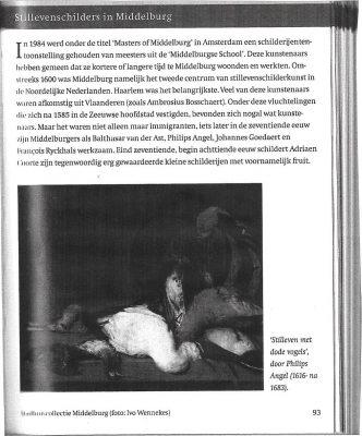 Deel uit de catalogus
