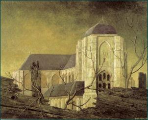 Domkerk in Veere