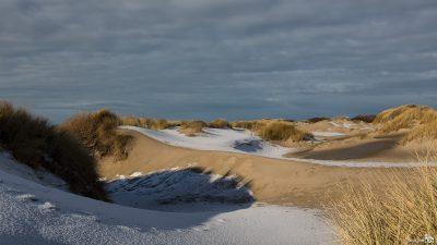 Duinen en zandverstuivingen aan de kust