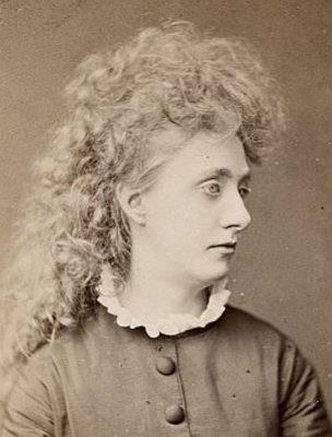 Elize Baart - Foto Albert Greiner - Theater Instituut Amsterdam