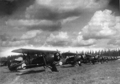 Esquadron Fokkers