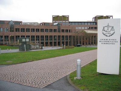 Europees Hof van Justitie - Foto Cédric Puisney