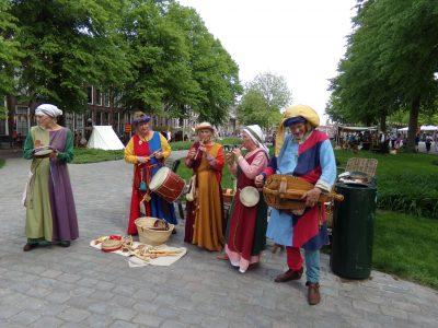 Feest in Zierikzee