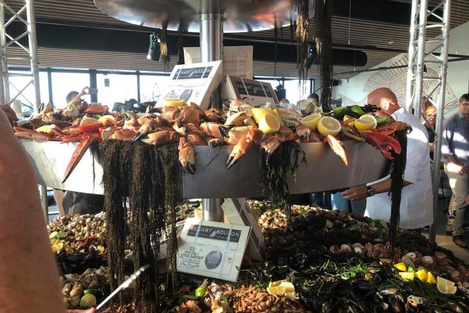 Opening Fruits de Mer Seizoen