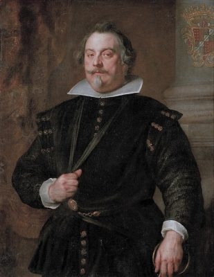 Francisco de Moncada, Markies van Aytona - Anthonie van Dyck