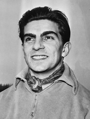 Frans de Munck in 1957