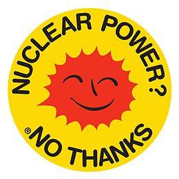 Geen kernenergie
