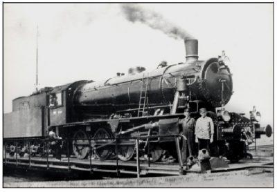 Gelijkaardig type trein