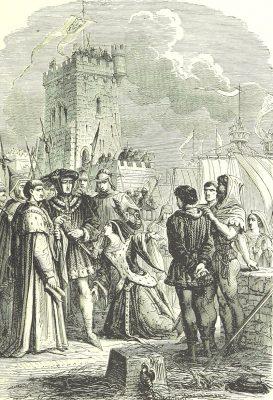 Gevangenneming van Floris III
