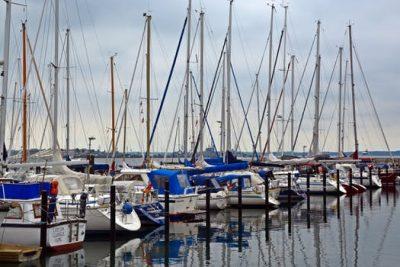 Geweldige jachthavens