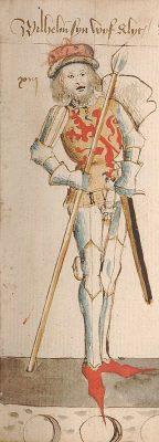 Graaf Willem I van Holland