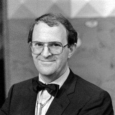 Harry Bannink, foto Archief Beeld en Geluid