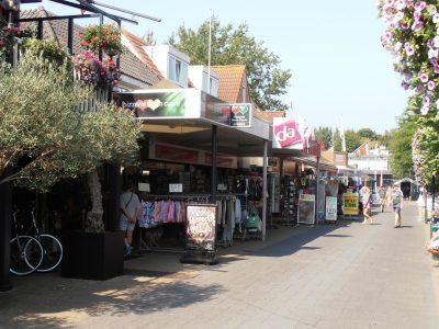 Heerlijk shoppen in Renesse