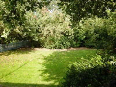 Heerlijke afgesloten tuin