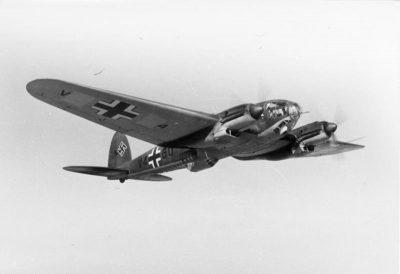 Heinkel He 111 bommenwerper
