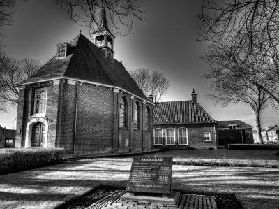 Hervormde kerk ©Aren Admiraal