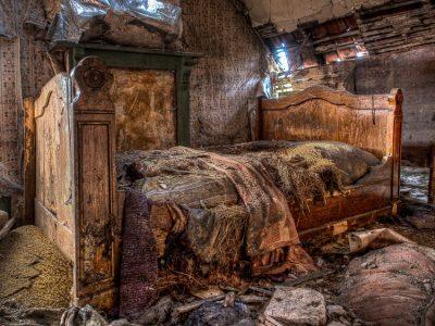 Het Bed - © Aren Admiraal