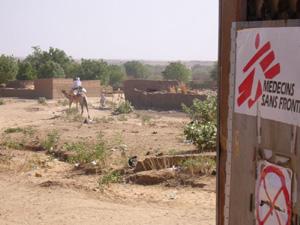 Het begin van zijn carrière in Tsjaad